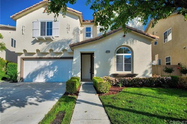 17713 Bently Manor Place, Canyon Country CA: