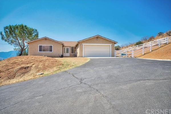 34443 Red Rover Mine Road, Acton CA: