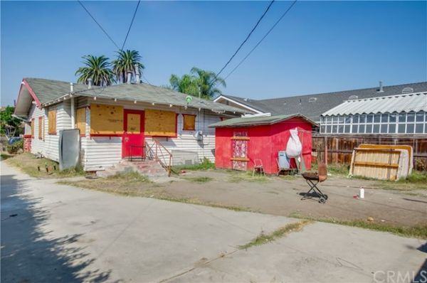 4036 Dalton Avenue, Los Angeles CA: